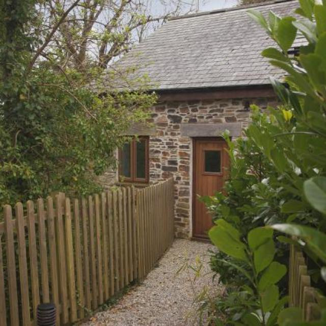 The Water Mill - luxury holiday cottage at East Trenean Farm, near Looe, Cornwall