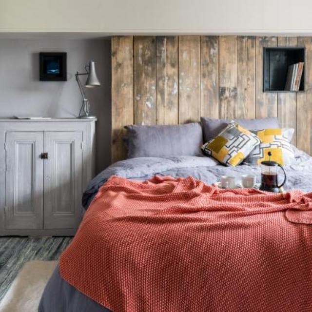 Godney Aets House bedroom