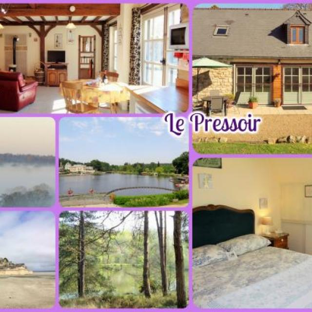 Ideal location for exploring Basse Normandie & northern Brittany