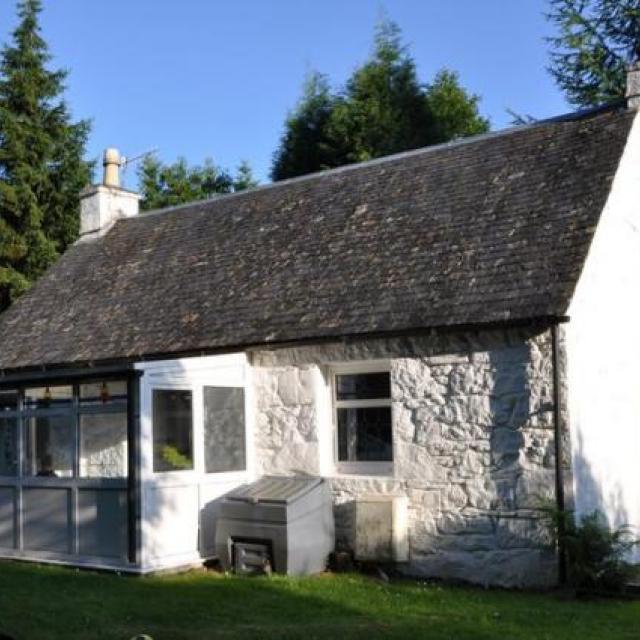 Holiday cottage at Roybridge