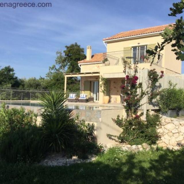 Villa Athena - whole house