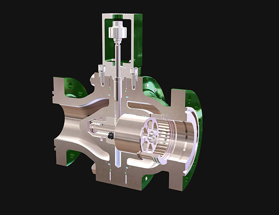 Axial Flow Regulator : A win for flow control hydrocarbon engineering
