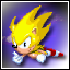 Super Sonic Victory!
