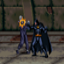 Battle In the Streets of Gotham City
