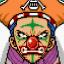 Chop-Chop Clown King!