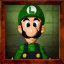 Real Luigi is here