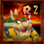 Bowser's Damageless Round 2