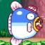 Flying Puffer-Fish