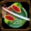 Surudoi Jin (Sharp Blade)