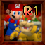 Mario vs. Bowser Round 1