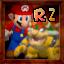 Mario vs. Bowser Round 2