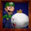Luigi vs. King Boo