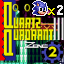 """Quartz Quadrant """"P"""""""