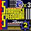 """Stardust Speedway """"P"""""""