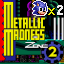 "Metallic Madness ""P"""