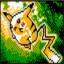 Trading Cards: Pikachu