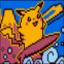 Ishihara IV: Surfing Pikachu
