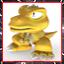 Short Temper Dinosaur