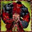 Red Hulk Perfect Boss Hell Mode