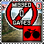 No Miss Gates [South America - Mountain Bike]