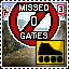 No Miss Gates [South America - Roller Blades]