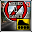 No Miss Gates [Lake Tahoe - Roller Blades]