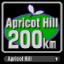 Apricot Hill 200 km