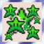 27 Green Stars