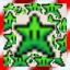 45 Green Stars