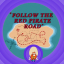Follow the Red Pirate Road