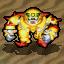 Earth Djinn defeated