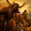 Orc and Tauren