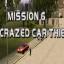 Crazed Car Thief