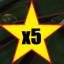 5 Stunt Stars