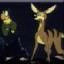 Frightened Animals Novice