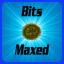 Medal: Bits Maxed