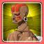 Skull Collar Monk