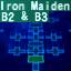 Iron Maiden B2 & B3