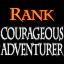 Courageous Adventurer