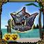 Gargantuan Masked Fish