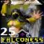 LvL 25 Falconess