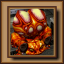 Explosive Red Thunder Toad Blastodon