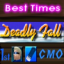 Deadly Fall Fastest Time