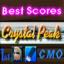 Crystal Peak High Score