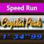 Crystal Peak Speed Run