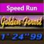 Golden Forest Speed Run