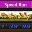 Mountain Village Speed Run