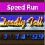 Deadly Fall Speed Run