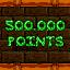 500,000 Pointer
