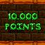 10,000 Pointer